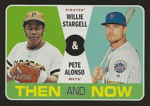 2020 Topps Heritage Baseball Cards 26