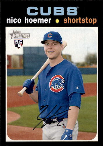 2020 Topps Heritage Baseball Variations Gallery and Checklist 9
