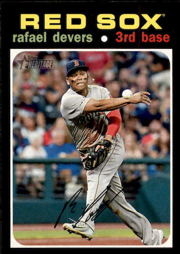 2020 Topps Heritage Baseball Variations Gallery and Checklist 13