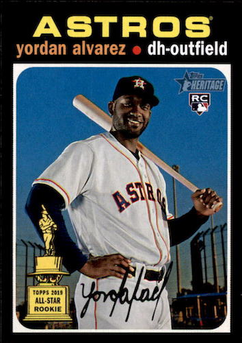 2020 Topps Heritage Baseball Variations Gallery and Checklist 7