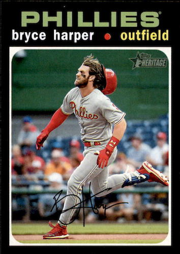 2020 Topps Heritage Baseball Variations Gallery and Checklist 39