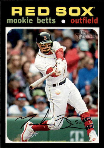 2020 Topps Heritage Baseball Variations Gallery and Checklist 51