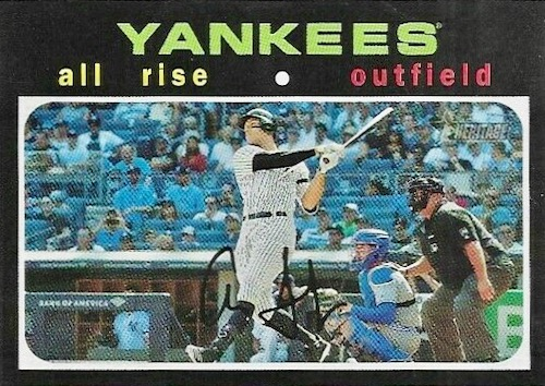 2020 Topps Heritage Baseball Variations Gallery and Checklist 66