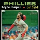 2020 Topps Heritage Baseball Variations Gallery and Checklist