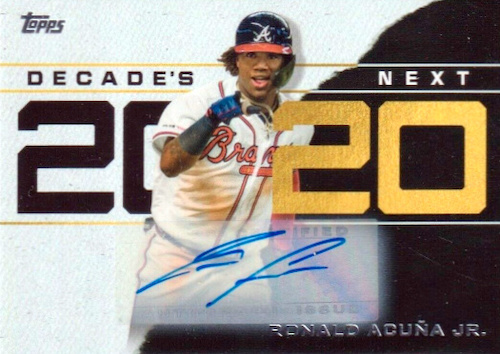 2020 Topps Series 1 Baseball Cards 19