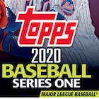 2020 Topps Series 1 Baseball Cards