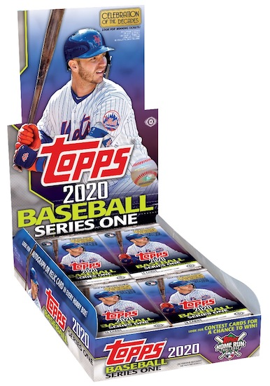Site Contest Giveaway: Win a Free Topps Baseball Hobby Box - Winners Announced 1