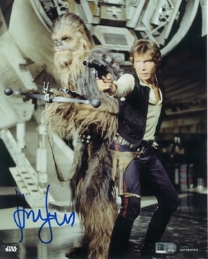 2020 Topps Star Wars Authentics Autographs 8x10 4
