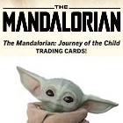 2020 Topps The Mandalorian Journey of the Child Trading Cards