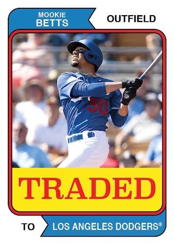 2020 Topps Throwback Thursday Baseball Cards - Set 19 11