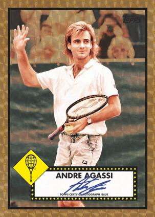 2020 Topps Transcendent Collection Tennis Hall of Fame Cards 4