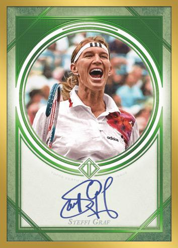 2020 Topps Transcendent Collection Tennis Hall of Fame Cards 2