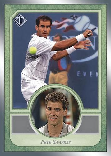 2020 Topps Transcendent Collection Tennis Hall of Fame Cards 1