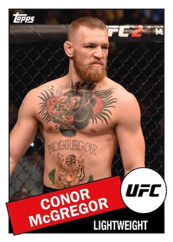 2020 Topps UFC MMA Cards 4