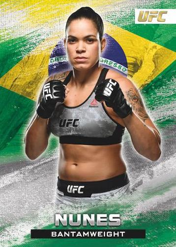 2020 Topps UFC MMA Cards 5