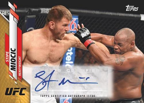 2020 Topps UFC MMA Cards 6