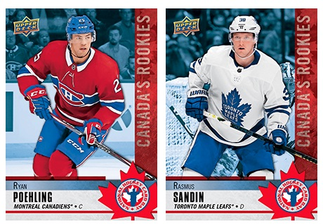 2020 Upper Deck National Hockey Card Day Trading Cards 5