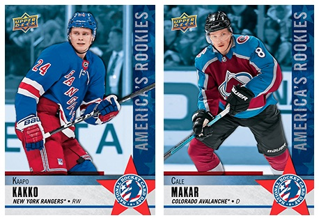 2020 Upper Deck National Hockey Card Day Trading Cards 4