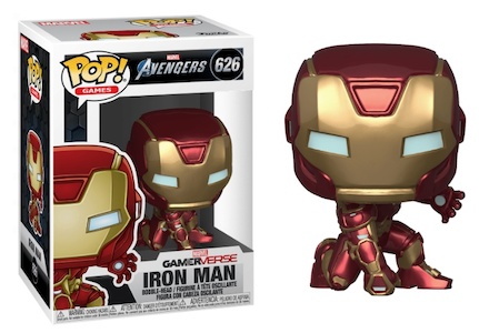Ultimate Funko Pop Iron Man Figures Checklist and Gallery 38
