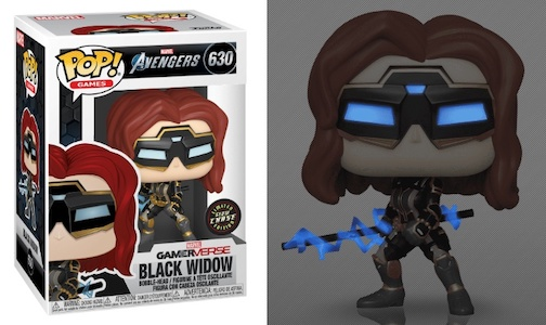 Ultimate Funko Pop Black Widow Figures Gallery and Checklist 15