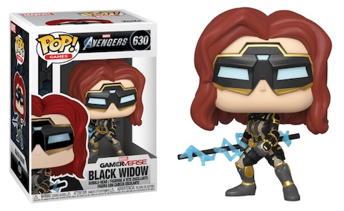 Ultimate Funko Pop Black Widow Figures Gallery and Checklist 14
