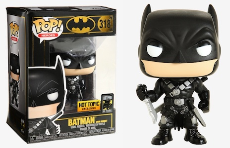 Ultimate Funko Pop Batman Figures Gallery and Checklist 116
