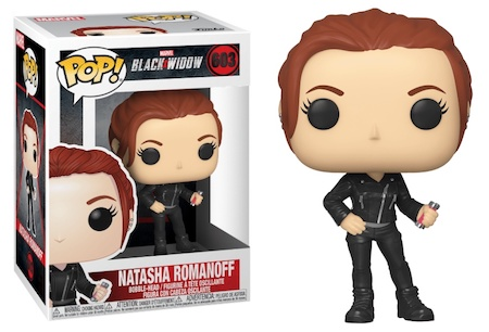 Funko Pop Black Widow Movie Figures 1