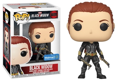 Funko Pop Black Widow Movie Figures 7