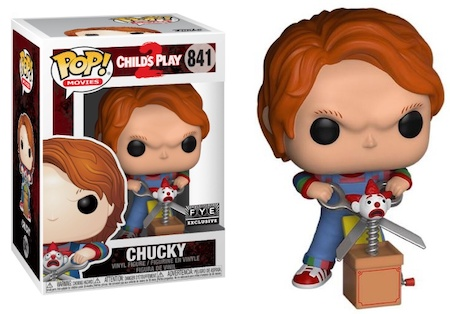Ultimate Funko Pop Chucky Figures Checklist and Gallery 9