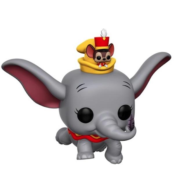 POP Disney: Dumbo Live Funko - Fireman Dumbo Brand New In Box