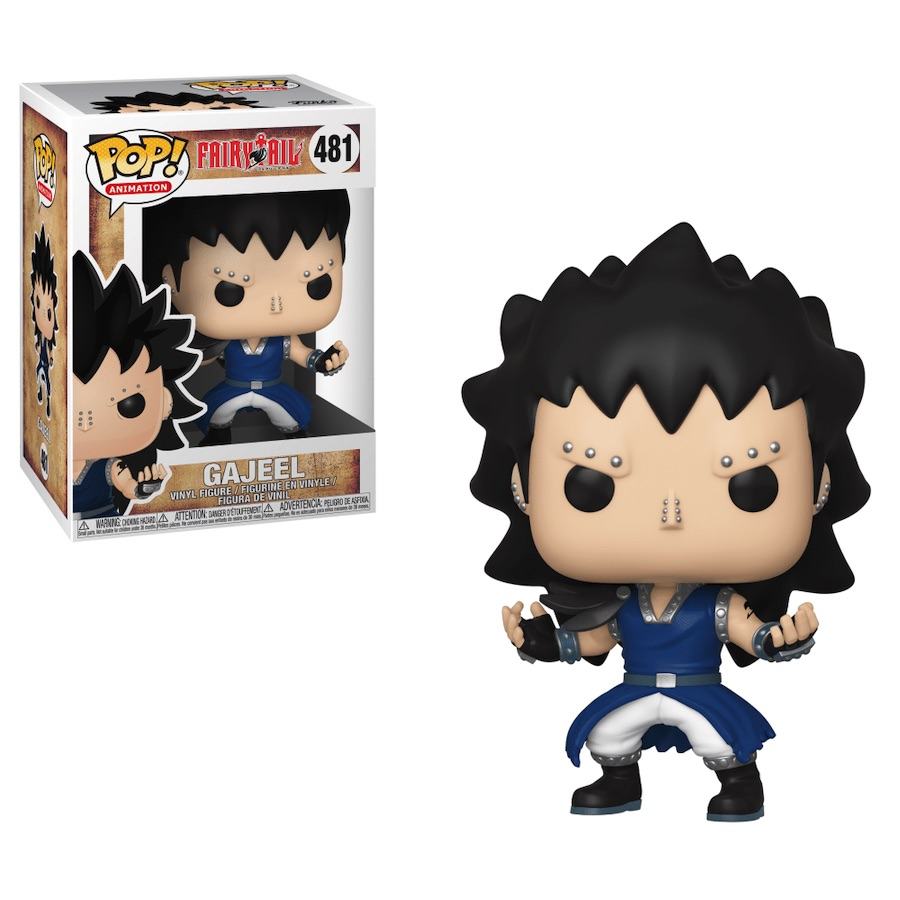 Funko Pop Fairy Tail ***PRE-ORDER*** Etherious Natsu Dragneel E.N.D.
