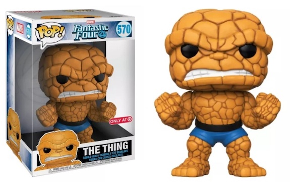 Ultimate Funko Pop Fantastic Four Figures Gallery & Checklist 25