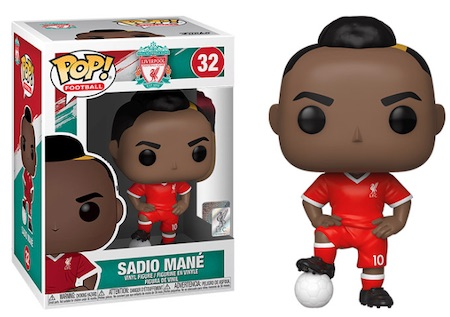 Ultimate Funko Pop Football Soccer Figures Gallery and Checklist 32