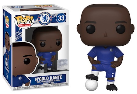 Ultimate Funko Pop Football Soccer Figures Gallery and Checklist 33