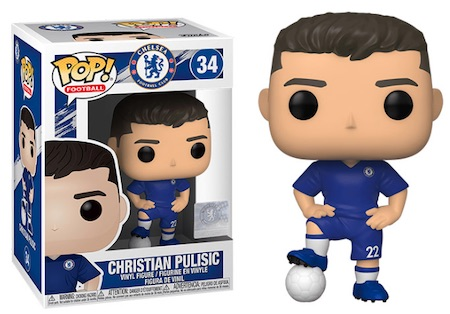 Ultimate Funko Pop Football Soccer Figures Gallery and Checklist 34