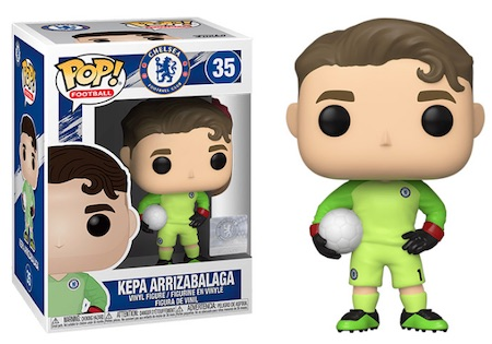 Ultimate Funko Pop Football Soccer Figures Gallery and Checklist 35
