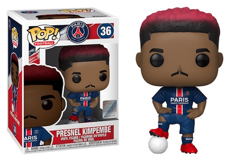 Ultimate Funko Pop Football Soccer Figures Gallery and Checklist 36
