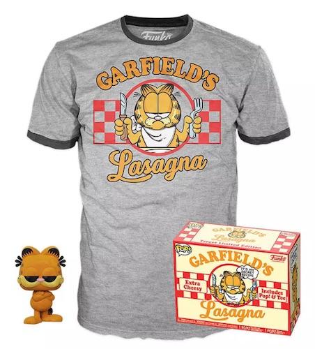 Funko Pop Garfield Vinyl Figures 3