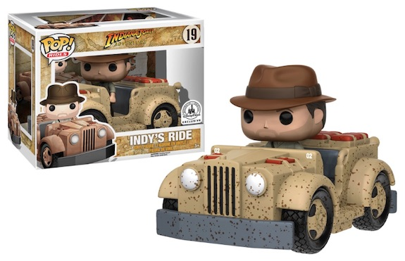 Ultimate Funko Pop Indiana Jones Figures Checklist and Gallery 6