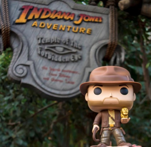 Ultimate Funko Pop Disney Parks Exclusive Figures Checklist and Gallery 41