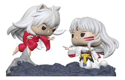 Funko Pop Inuyasha Figures 2
