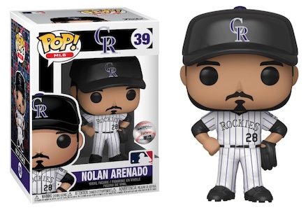 Ultimate Funko Pop MLB Baseball Figures Checklist and Gallery 66