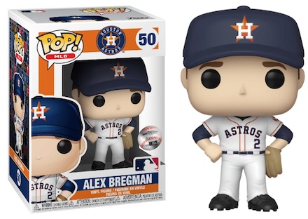 Ultimate Funko Pop MLB Baseball Figures Checklist and Gallery 77