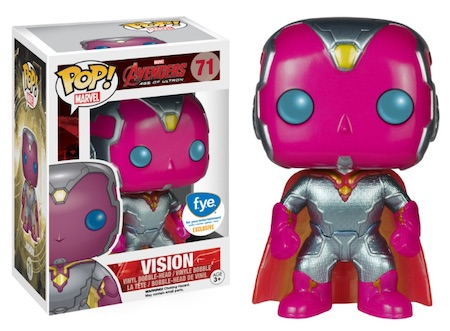 Funko Pop Marvel Avengers Age of Ultron Figures 15