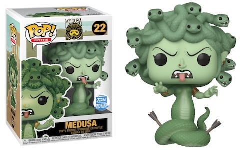 Ultimate Funko Pop Myths Figures Gallery and Checklist 12