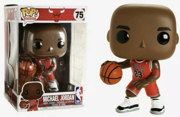 Ultimate Funko Pop Basketball Figures Gallery and Checklist 82