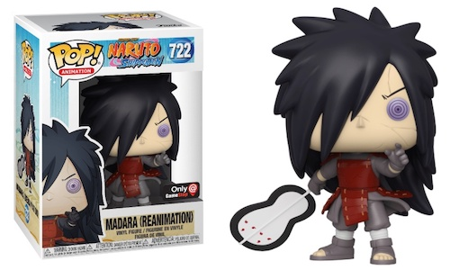 Ultimate Funko Pop Naruto Shippuden Figures List and Gallery 20