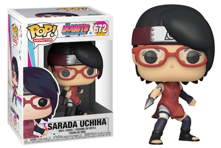 Ultimate Funko Pop Naruto Shippuden Figures Gallery and Checklist 30