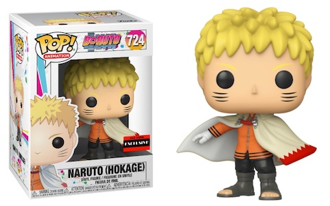 Ultimate Funko Pop Naruto Shippuden Figures Gallery and Checklist 34