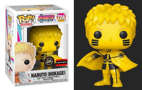 Ultimate Funko Pop Naruto Shippuden Figures Gallery and Checklist 35